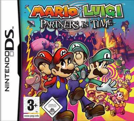 Mario & Luigi: Compañeros en el Tiempo Marioluigi